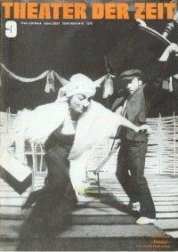 Theater der Zeit 09/1978