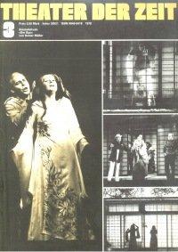 Theater der Zeit 03/1978