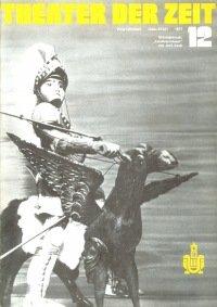 Theater der Zeit 12/1977