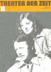 Theater der Zeit 11/1977