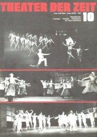 Theater der Zeit 10/1977
