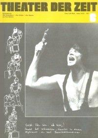 Theater der Zeit 06/1977