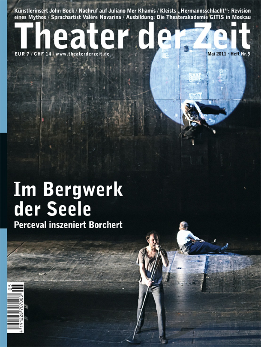Theater der Zeit 05/2011