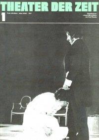 Theater der Zeit 01/1977