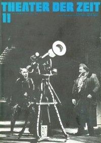 Theater der Zeit 11/1976