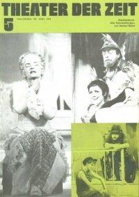 Theater der Zeit 05/1976