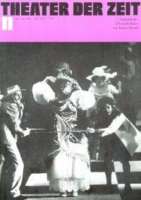 Theater der Zeit 11/1975