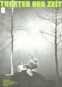 Theater der Zeit 09/1975