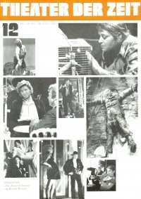 Theater der Zeit 12/1974