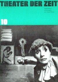 Theater der Zeit 10/1974
