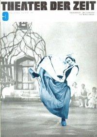 Theater der Zeit 09/1974