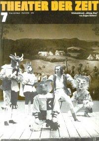 Theater der Zeit 07/1974