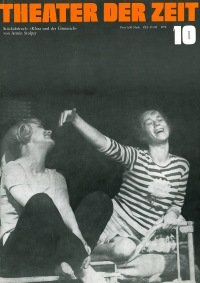 Theater der Zeit 10/1973