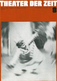 Theater der Zeit 08/1973