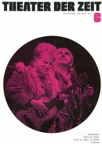Theater der Zeit 06/1973