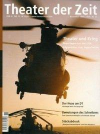 Theater der Zeit 11/2004