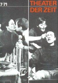 Theater der Zeit 07/1971