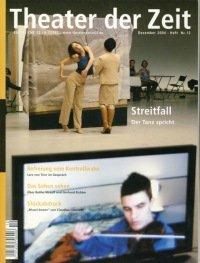 Theater der Zeit 12/2004