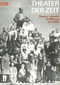 Theater der Zeit 03/1970