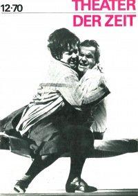 Theater der Zeit 12/1970