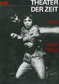 Theater der Zeit 06/1970