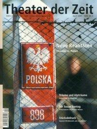 Theater der Zeit 04/2005