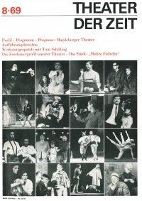 Theater der Zeit 08/1969