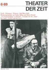 Theater der Zeit 06/1969