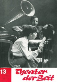 Theater der Zeit 13/1968