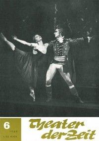 Theater der Zeit 6/1968