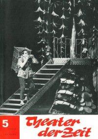 Theater der Zeit 5/1968