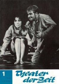 Theater der Zeit 1/1968