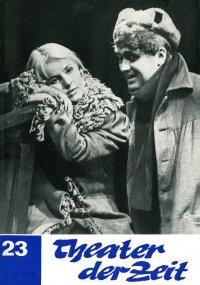 Theater der Zeit 23/1967