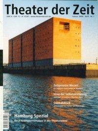 Theater der Zeit 01/2006