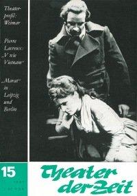 Theater der Zeit 15/1967