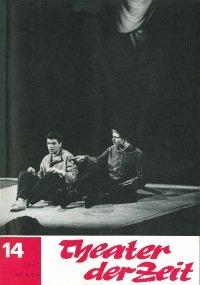 Theater der Zeit 14/1967
