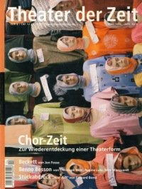 Theater der Zeit 04/2006