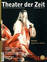 Theater der Zeit 09/2006
