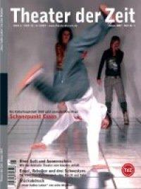 Theater der Zeit 01/2007