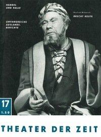 Theater der Zeit 17/1965