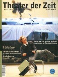 Theater der Zeit 05/2007