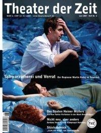 Theater der Zeit 06/2007