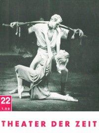 Theater der Zeit 22/1964