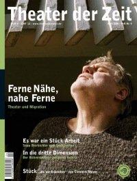 Theater der Zeit 04/2008