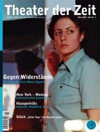 Theater der Zeit 03/2008