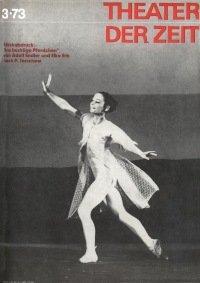 Theater der Zeit 03/1973