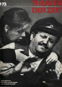 Theater der Zeit 01/1973