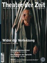 Theater der Zeit 06/2008