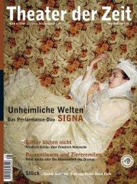Theater der Zeit 05/2008