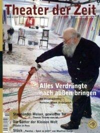 Theater der Zeit 10/2008